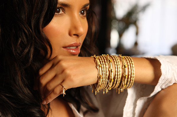 padma lakshmi page six. Padma Lakshmi Launches Jewelry