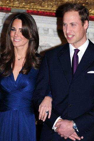 The blue Issa London dress